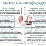 At home core strength ideas